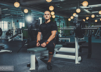 Edutraining / Personal Trainerin brändikuva
